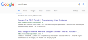 Penrith SEO services